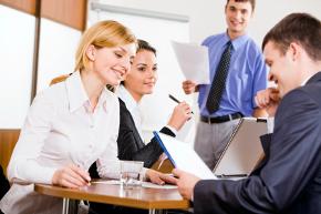 Quelle: business meeting © pressmaster- Fotolial.com