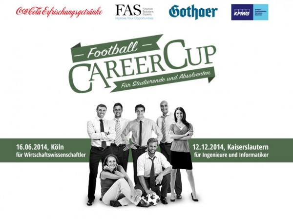 football career cup - male oder female Recruiting