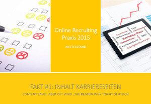 Ergebnisbericht Fakt#1 von #OReP15 Mittelstand