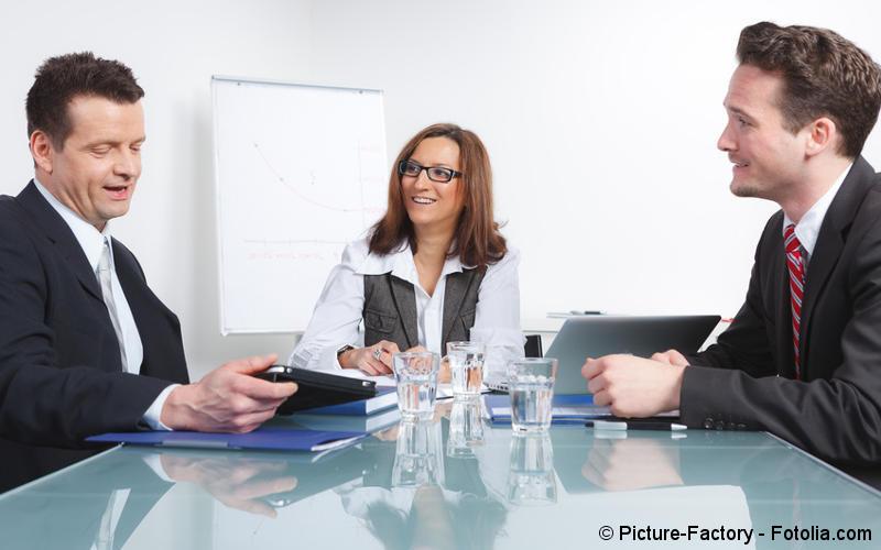 Bewerberinterview-Training für Führungsnachwuchskräfte