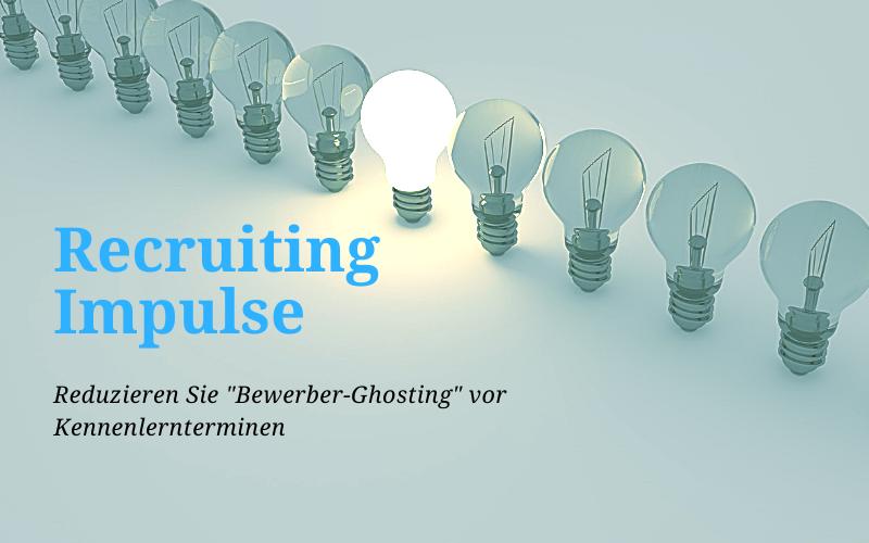 Bewerber-Ghosting