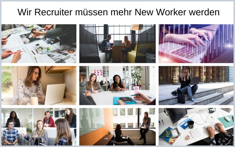 Recruiter als New Worker