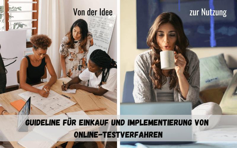 Guideline Einkauf und Implementierung Online-Tests