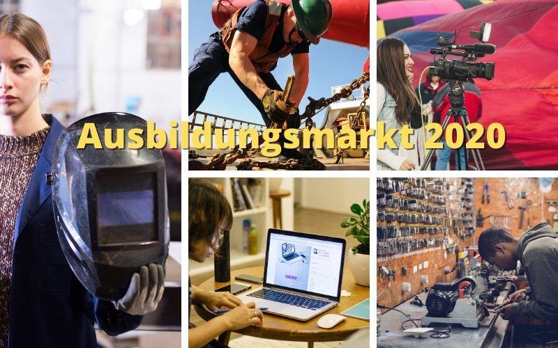 Ausbildungsmarkt 2020