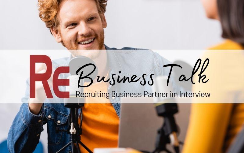 Interviews im Business Talk auf Rekrutierungserfolg.de