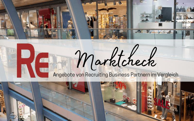 Marktcheck auf Rekrutierungserfolg.de