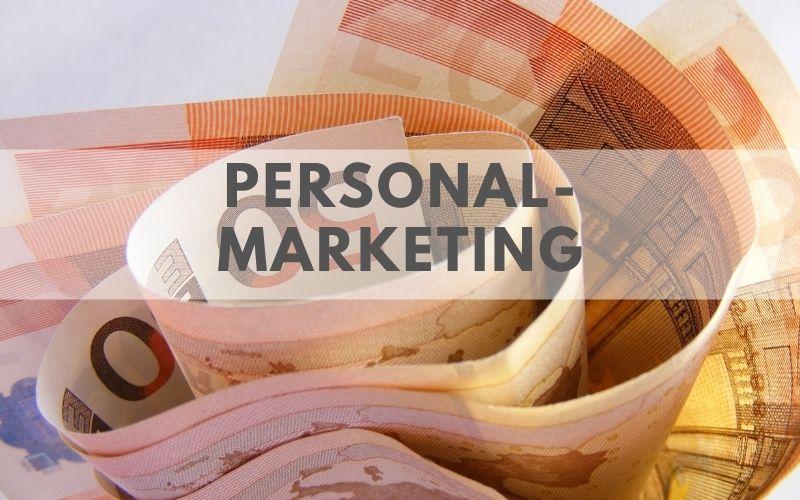 Gehälter im Personalmarketing