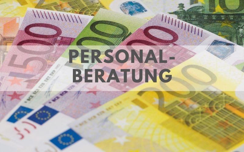 Gehälter Personalberatung/Executive Search