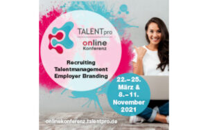 Talentpro ONlinekonferenz
