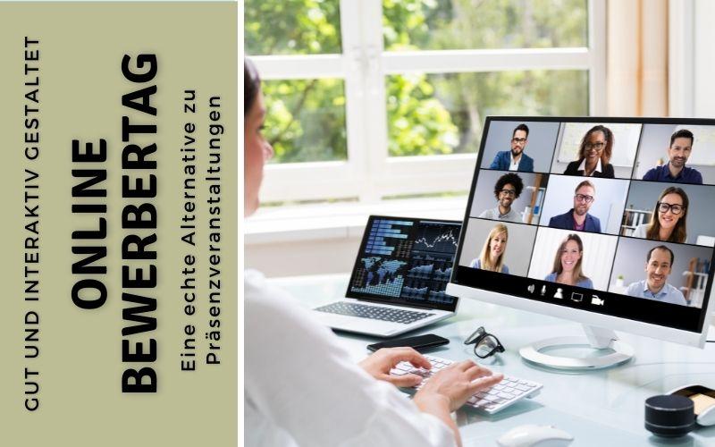 Online Bewerbertage